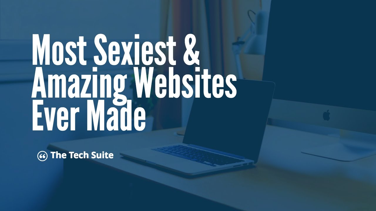 Sexiest web sites