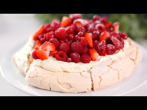 How to make a Pavlova - BBC Good Food