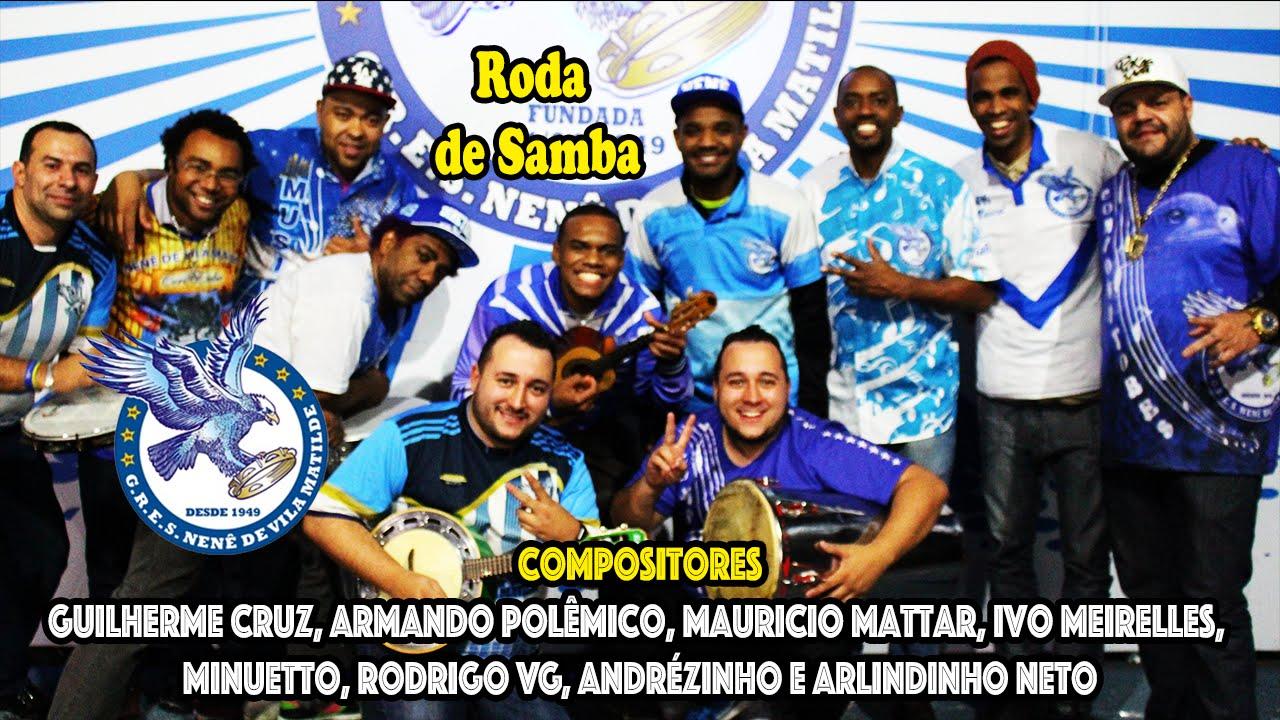 Download Nenê de Vila Matilde 2017   Samba 14 Gui Cruz e Cia (Roda de Samba)