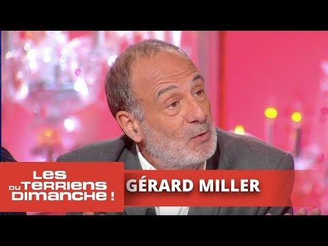 Gérard Miller contre les 7 Mercenaires - Les Terriens du dimanche