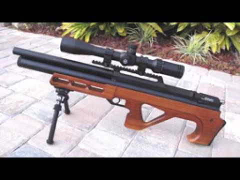 How a PCP Airgun Works (unregulated mechanical ,regulated mechanical electronic)