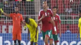 ملخص مبارة المغرب 2-0 ساوتومي ll تصفيات كان 2017 Maroc - Sao Tomé
