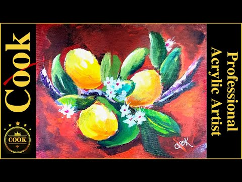 5 Sure-Fired Tips for Acrylic Painting for Beginner and Advanced Artists with Ginger Cook