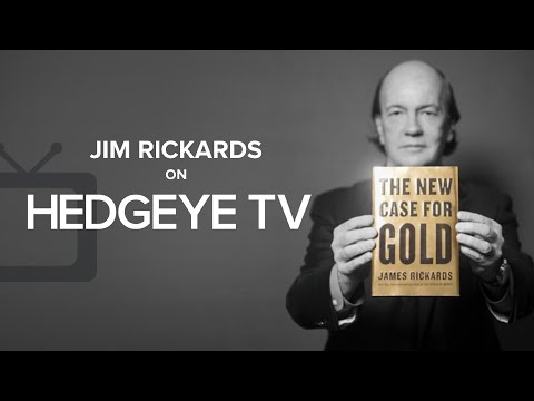 Rickards: Why Gold Is Going To $10,000
