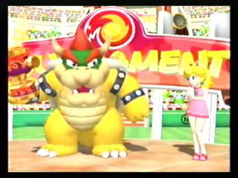 Download Youtube: Mario Power Tennis - All Character Trophy Celebrations