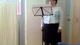 Onnelliset,Merikanto,Kivi, laulu Anne Ylisirniö-Kemppanen