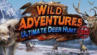 CGR Undertow - WILD ADVENTURES: ULTIMATE DEER HUNT 3D review for Nintendo 3DS