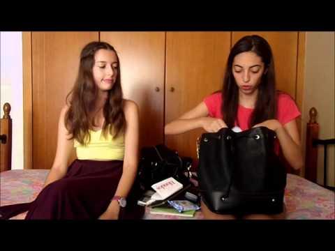 Τι έχουμε μέσα στην τσάντα μας/SummerSeries