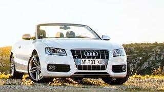 New 2010 Audi S5 Cabriolet Videos