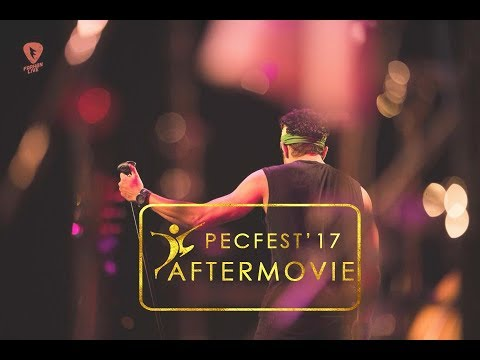 PECFEST 2017 I OFFICIAL AFTERMOVIE I PEC CHANDIGARH
