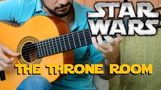 The Throne Room (Star Wars) - Fingerstyle Guitar (Marcos Kaiser) #87