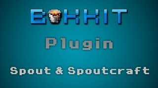 Minecraft - Plugin Spout y Launcher Spoutcraft [ Tutorial Bukkit ] en Español