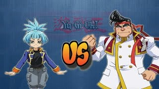 Yu-Gi-Oh ARC V - Gong vs Sora - Defensive Attack! (G2)