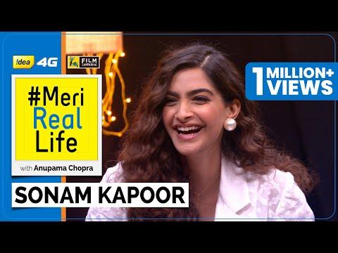 Meri Real Life | Sonam Kapoor | Idea 4G | Anupama Chopra | Film Companion