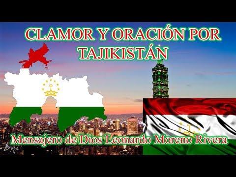 CLAMOR Y ORACIÓN POR TAJIKISTAN