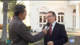 Sec. Merlong Solano - Bom Dia Piauí - 02.10.17