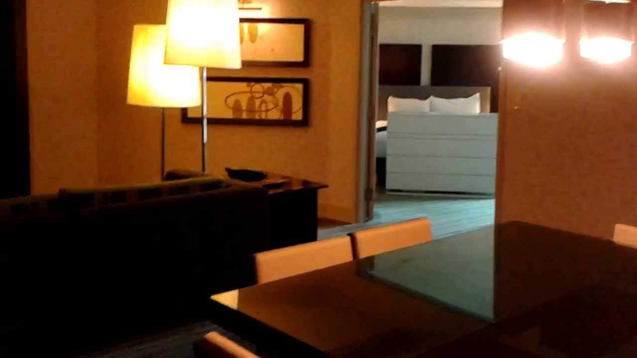 Mirage 2 Bedroom Hospitality Suite Mirage Hospitality Suite Facing The Strip Youtube