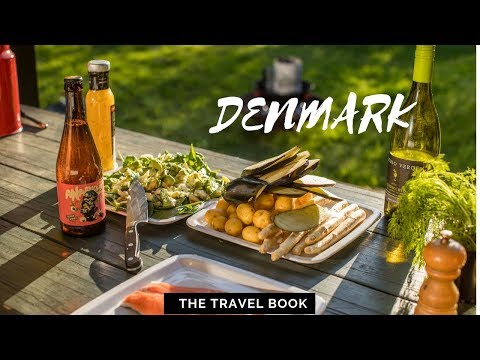 TRAVEL VLOG SUMMERHOUSE IN DENMARK
