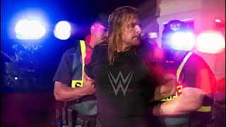 TRIPLE H GETS NICKED