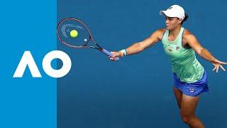 Ashleigh Barty vs Elena Rybakina - Match Highlights (R3) | Australian Open 2020