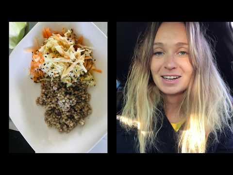 гречневая диета ! гречка и компот - плавно выходим из монодиеты
