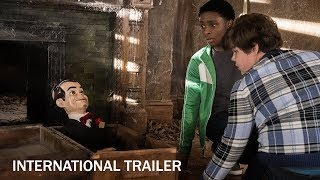 GOOSEBUMPS 2: HAUNTED HALLOWEEN - International Trailer #2