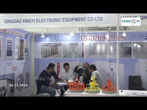 Qingdao Xingyi Electronic Equipment | Poultry India 2016 - hybiz