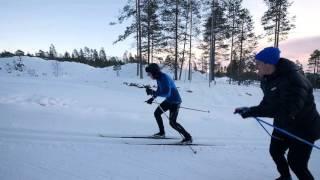 Inför Vasaloppet: Del 5 - Tekniktips med Calle Halfvarsson