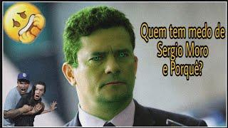 Senado arquitetando para impedir a indicação de Moro ao STF #SergioMoro #STF #Bolsonaro #Senado