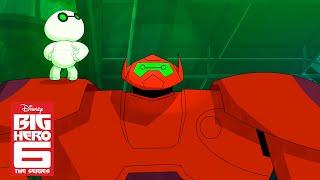 Mini Max Goes Bad   Big Hero 6 The Series   Disney XD