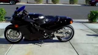 ZX11 Kawasaki ZZR1100C