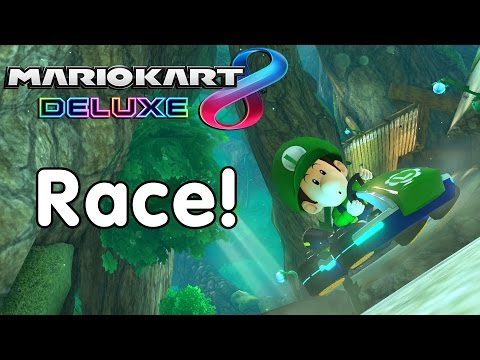 Mario Kart 8 Deluxe - Race - Nintendo Switch