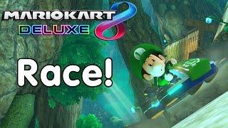 Mario Kart 8 Deluxe - Race - Nintendo Switch