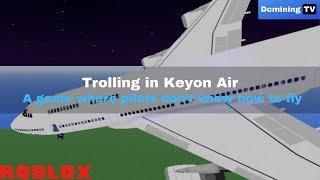 Roblox - Trolling in Keyon Air