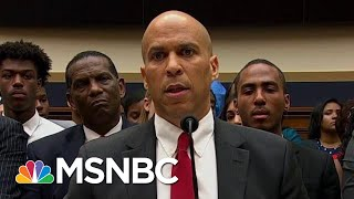 Meet The 2020 Dem Running Against Trump Over Slavery Reparations | The Beat With Ari Melber | MSNBC