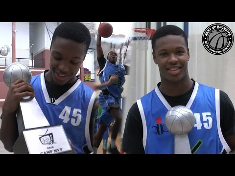 Jalen Cone is Next Up in North Carolina! Elusive Freshman PG takes home MVP at D-Rich TV Camp