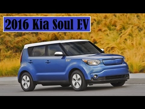 2016 kia soul ev added a new trim level priced from. Black Bedroom Furniture Sets. Home Design Ideas