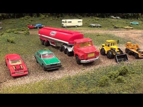 JunkYard car and truck classics  full tour Part One!