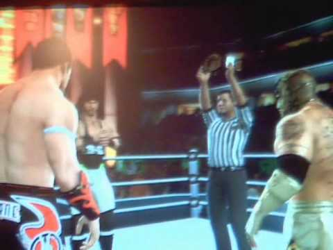 Vwwe cruiserweight championship evan bourne vs x pac vs rey mysterio night of champions 1 3 - Night of champions 2010 match card ...