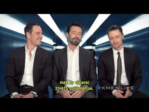 X-Men: Dias de Um Futuro Esquecido | X-Perience | 2014