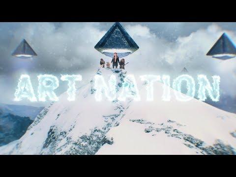 Art Nation - Fallen Worlds (Official Video)