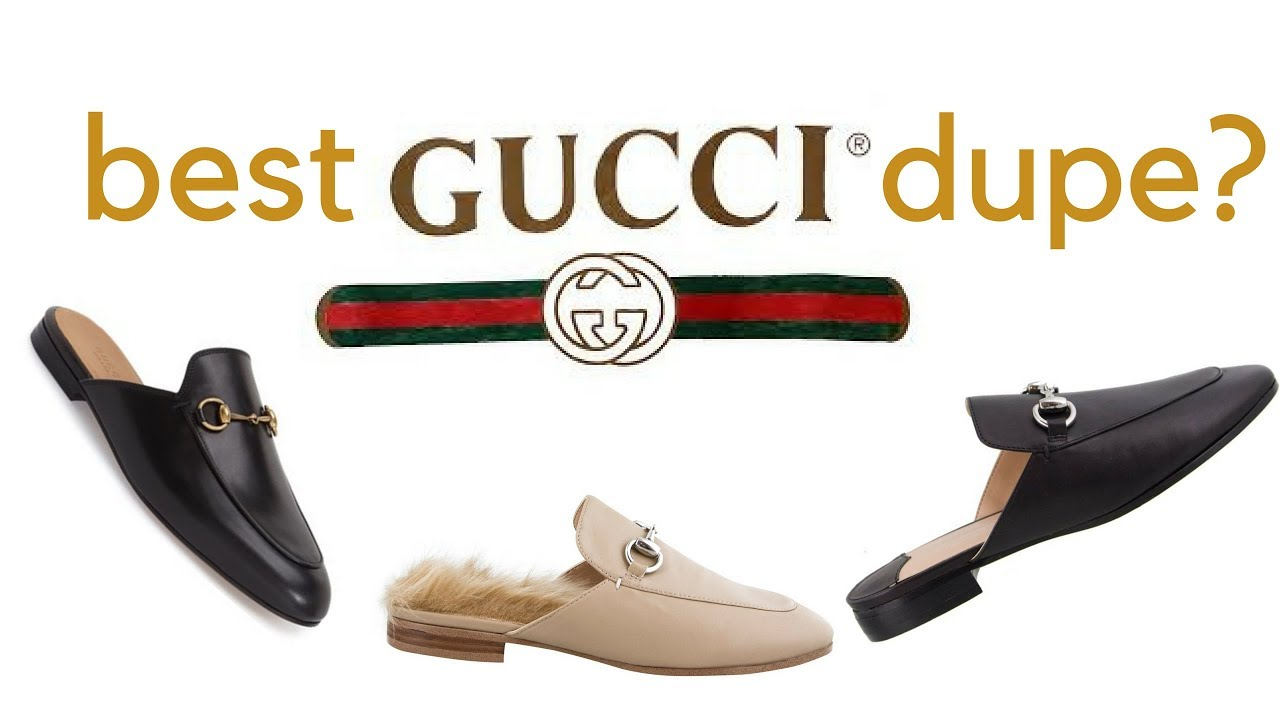 d26968b1231 BEST GUCCI DUPE  Tony Bianco Vienna Mules Review - YouTube