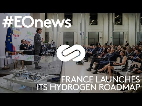 Energy Observer - France launched its Hydrogen roadmap