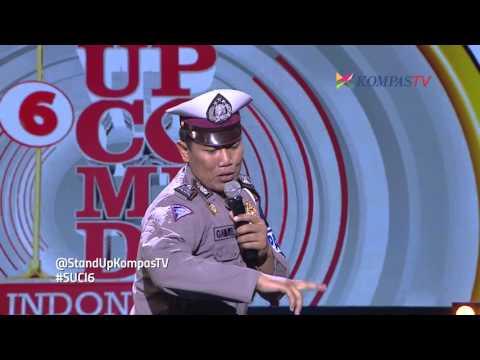 Gamayel: Kecelakaan Kok Ditonton (SUCI 6 Show 13)
