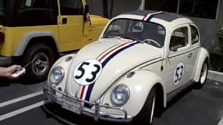 Posessed Herbie Volkswagen