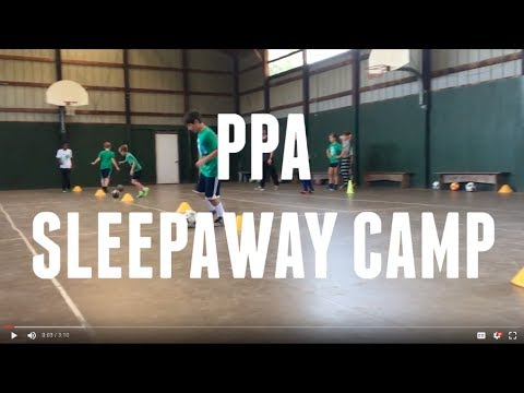 PPA Soccer Sleepaway Camp '17 at Camp Tall Timbers | Highlight Video