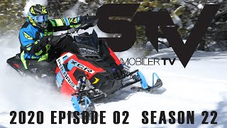 Snowmobiler TV 2020 - Episode 2