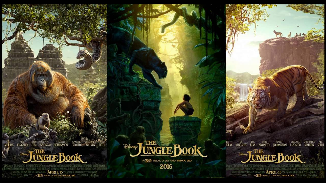 The Jungle Book Theme Song