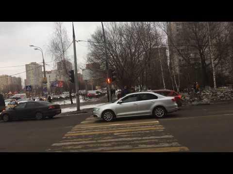 Юбилейный проспект - основная улица Реутова