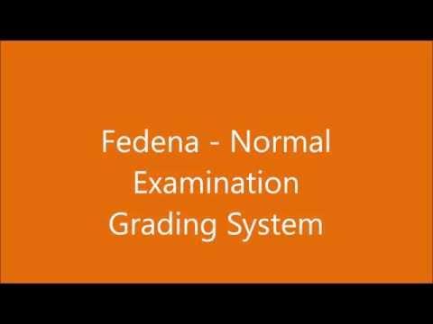 Fedena - Normal Examination Grading System